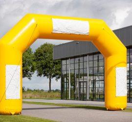 Offrir une expérience unique à la clientèle avec à une structure gonflable