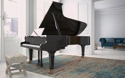 Acheminer votre piano avec l'aide d'un déménageur professionnel